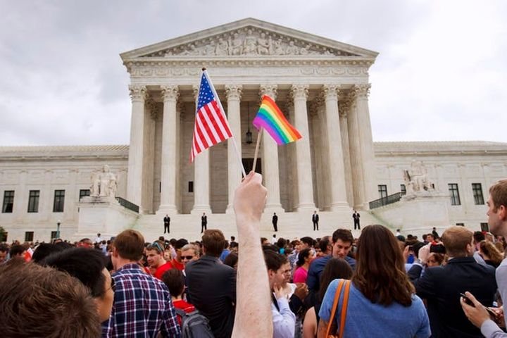Even after gay marriage was legalized in the U.S., same-sex couples still struggle with taxes.