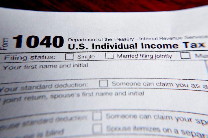 Marital status is a defining characteristic of U.S. tax law.