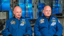 Does A Year In Space Make You Older Or Younger?