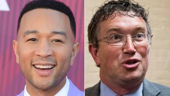 John Legend, Thomas Massie