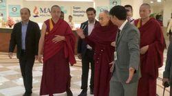 Le dalaï lama est sorti de l'hôpital et
