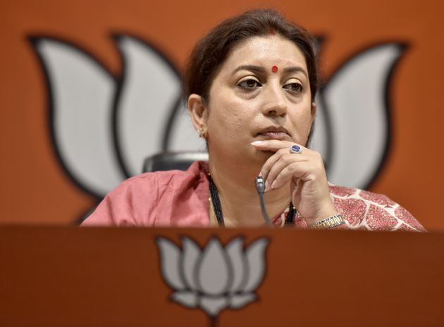 The Congress Made A Song About Smriti Irani's Degree