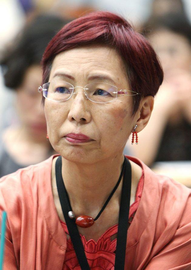 社会学者の上野千鶴子名誉教授