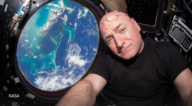 340일을 우주에서 보낸 '스콧 켈리'의 몸은 쌍둥이 형과 어떻게