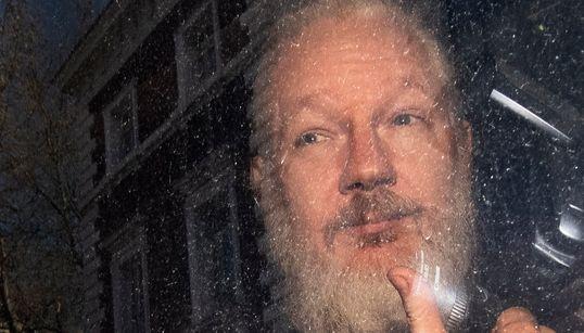 Julian Assange arrêté à Londres, Washington veut le