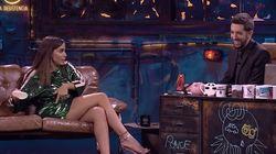 """""""No estoy preparado para asimilarlo"""": Anitta sorprende a Broncano en 'La Resistencia' con su respuesta a la pregunta de"""