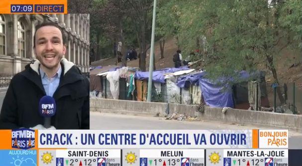 La mairie de Paris va ouvrir un centre pour les toxicomanes près de la