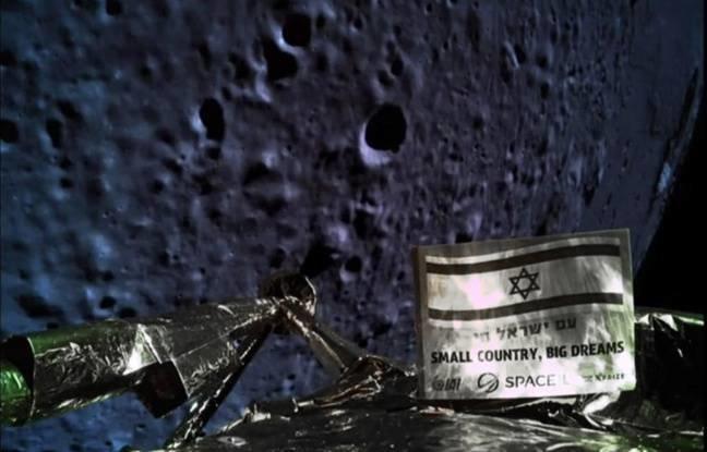 La sonde israélienne Beresheet s'écrase en se posant sur la