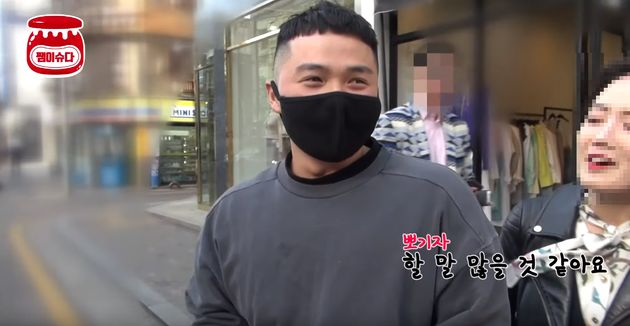 '부모 사기 논란' 마이크로닷이 강남 한복판에서