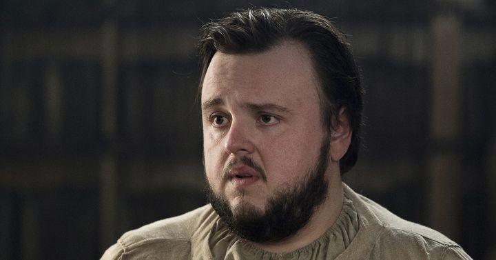 """John Bradley incarne Samwell Tarly dans """"Game of Thrones"""", un érudit qui fait des découvertes clés pour le déroulement de la série."""