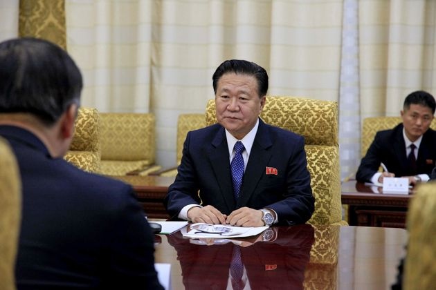북한 최고인민회의 상임위원장과 국무위원회 제1부위원장에 등극한