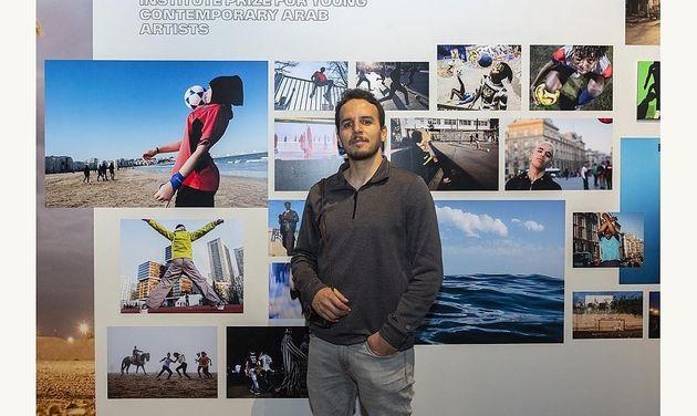 L'artiste marocain Yoriyas reçoit à Paris le prix des