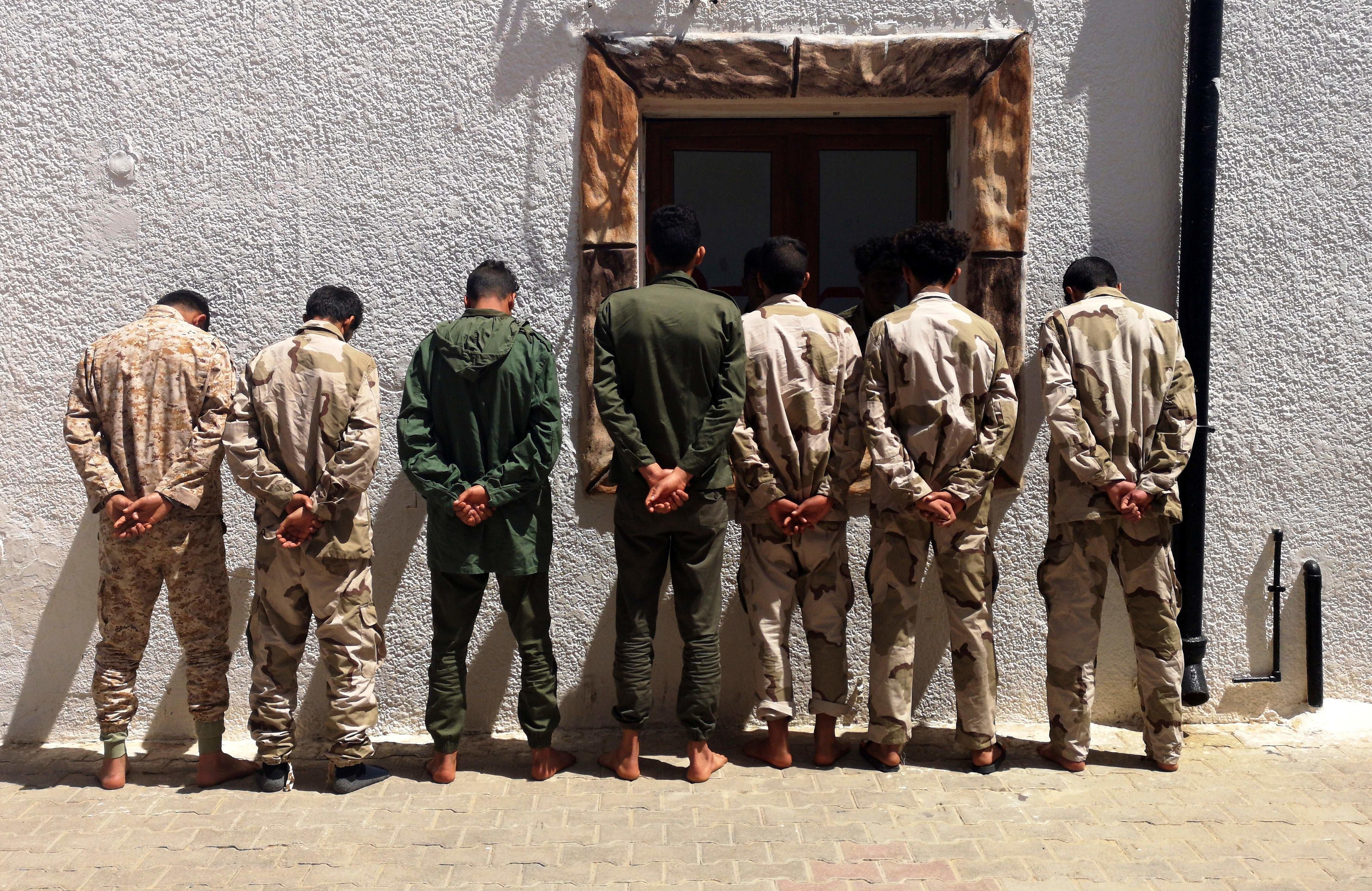 Λιβύη: Κροταλίζουν τα όπλα σε συνοικίες της