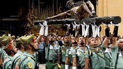 La Cofradía de la Buena Muerte pide a Casado, Rivera y Abascal que no