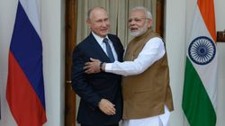 Russia Awards Modi Its Highest State
