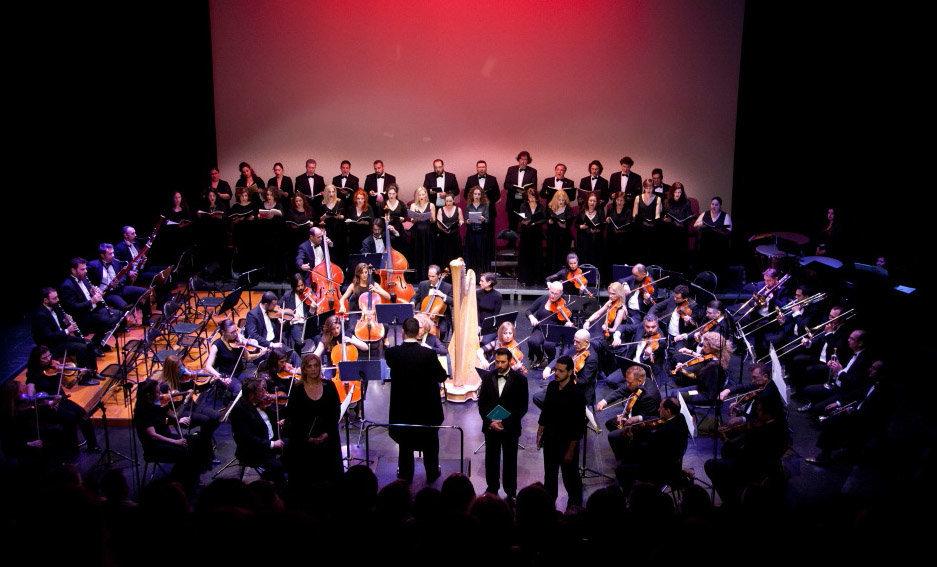 Πασχαλινές συναυλίες στο «Ολύμπια» με spirituals και Ω, Γλυκύ μου