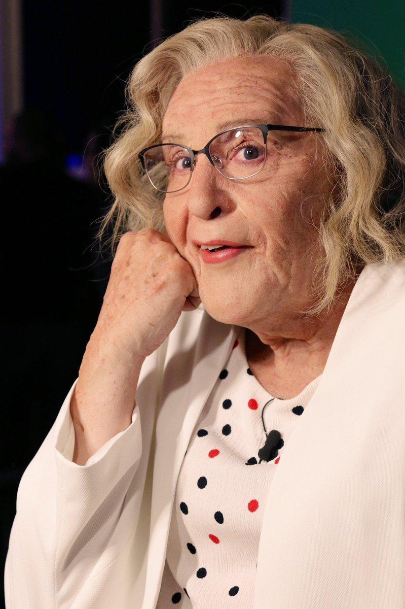 La imitación de Manuela Carmena con la Raúl Pérez la lía en 'Late