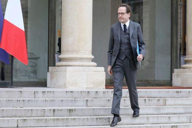 Gilles Le Gendre, patron des députés LREM, à