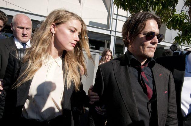 Amber Heard avait obtenu le divorce de Johnny Depp en mai