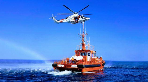 Les sauvetages maritimes espagnols ont été prévenus par un des migrants présent...