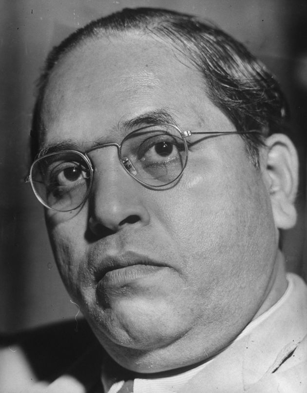 Dr. B.R. Ambedkar in a file photo.