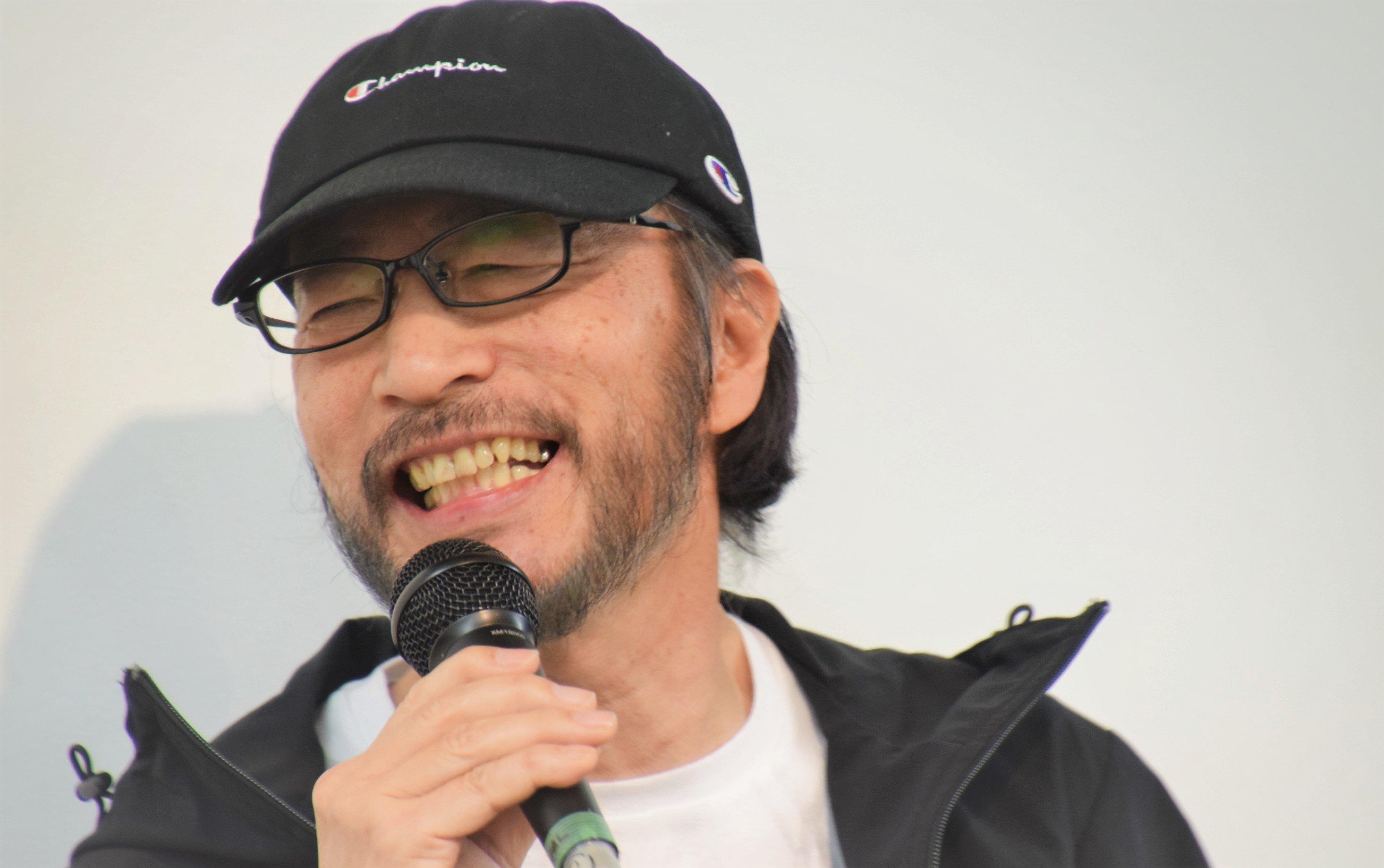 ネームについて「ノリが重要」と語る秋本治さん