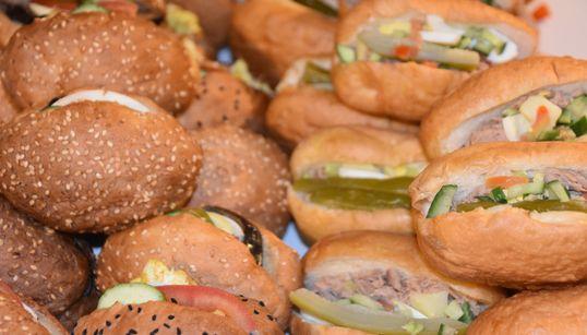 4 types de sandwichs totalement improbables que vous pouvez manger en