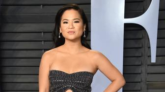 Kelly Marie Tran arrives at the Vanity Fair Oscar Party on Sunday, March 4, 2018, in Beverly Hills, Calif. (Photo by Evan Agostini/Invision/AP)