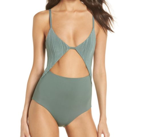 334c7687d1b 15 Stunning One-Piece Swimsuits On Sale At Nordstrom Right Now ...