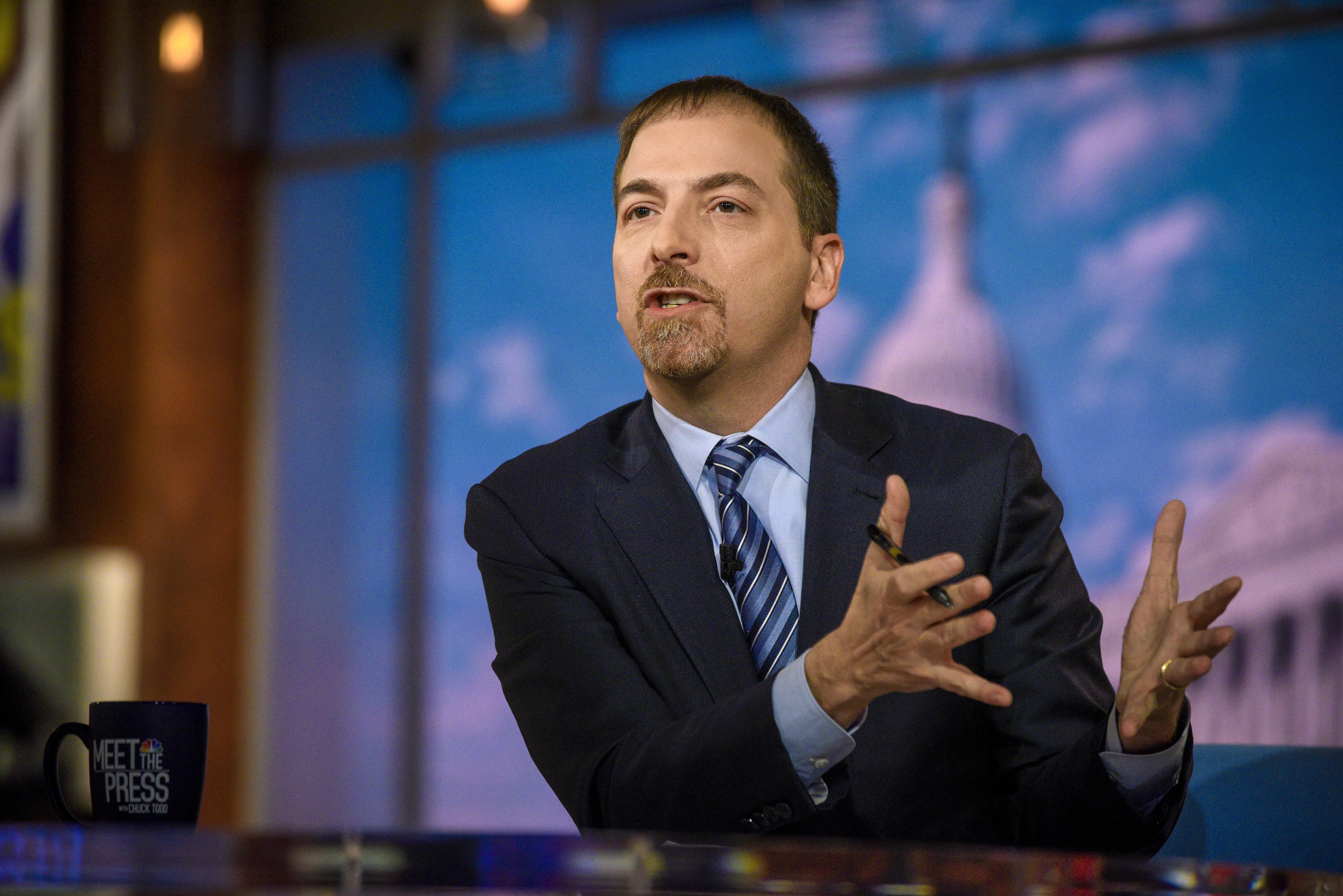 NBC's Chuck Todd.