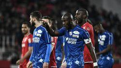 Dijon-Amiens interrompu quelques minutes après des cris