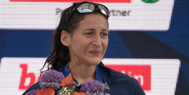 Clémence Calvin pourra courir le marathon de Paris