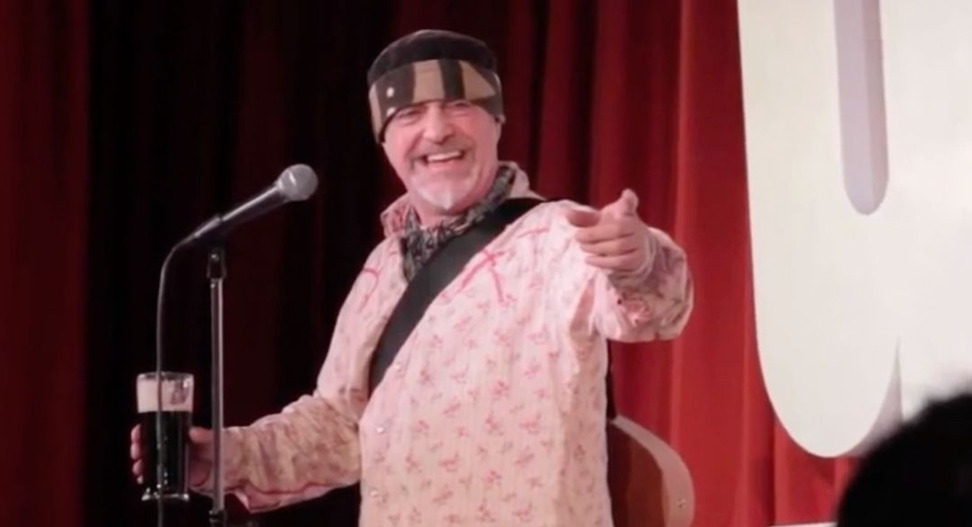 Comedian Ian Cognito has died. (Photo: YouTube}