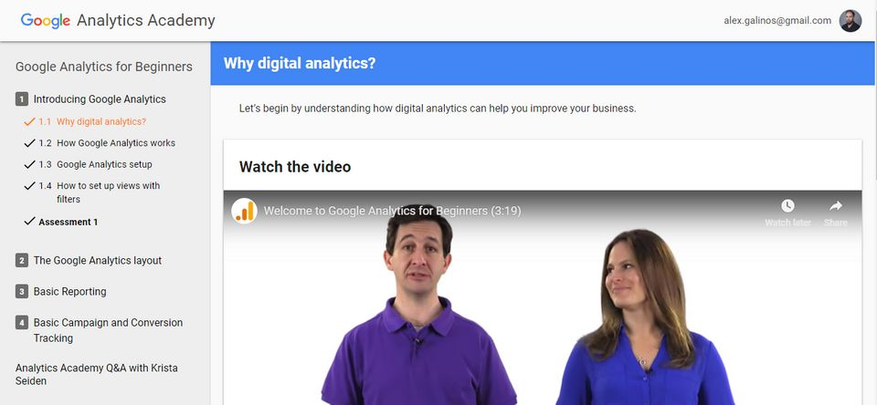 7 Digital Marketing Courses που θα απογειώσουν την καριέρα
