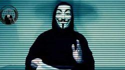 Οι Anonymous απασφαλίζουν: «Αφήστε τον Ασάνζ ελεύθερο, αλλιώς θα