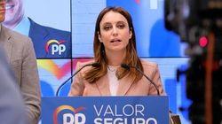 Andrea Levy será la 'número dos' del PP al Ayuntamiento de