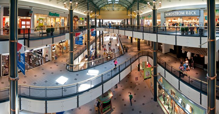 A file photo of the interior of the Mall of America.