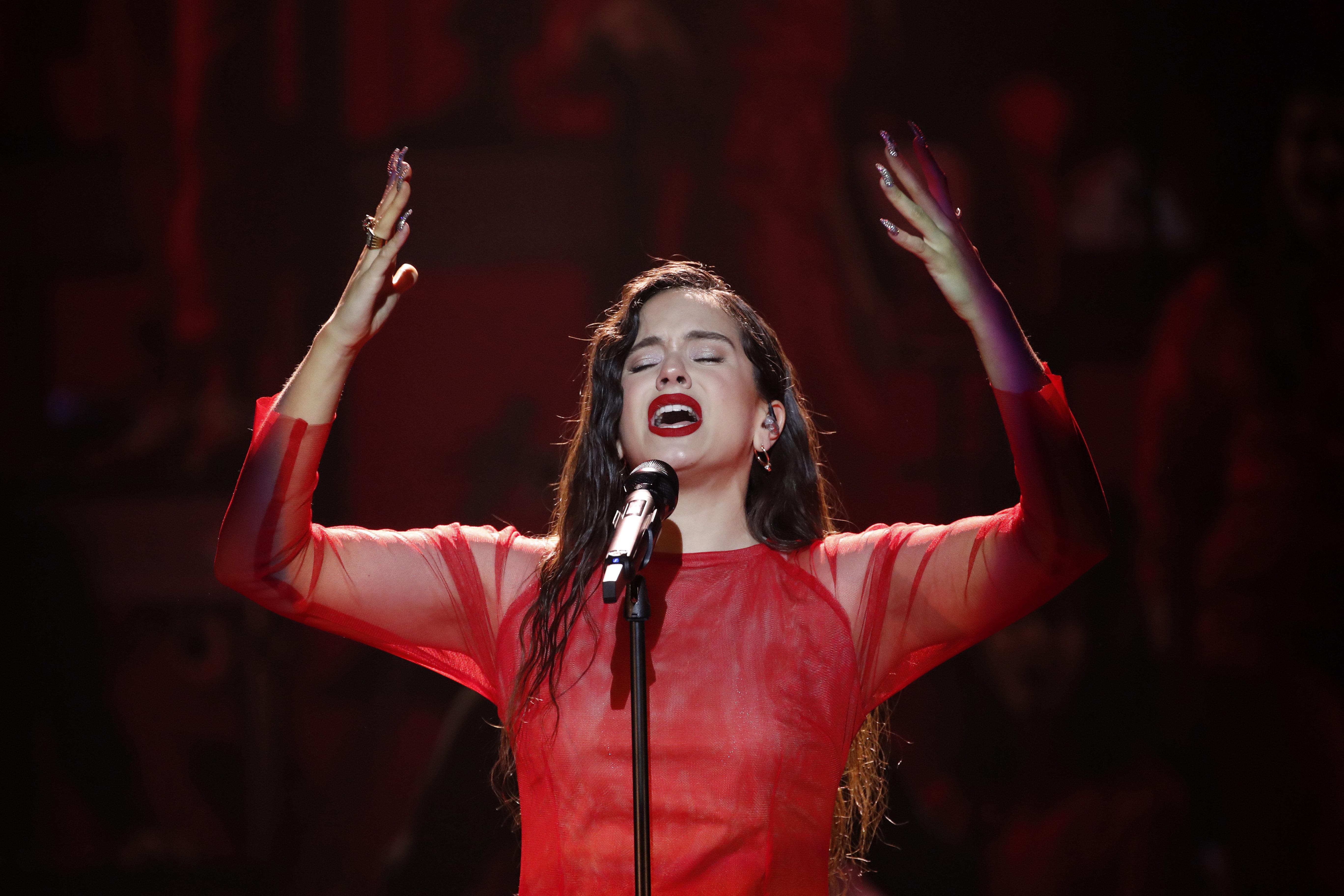 'La Que Se Avecina' predijo el éxito de Rosalía en
