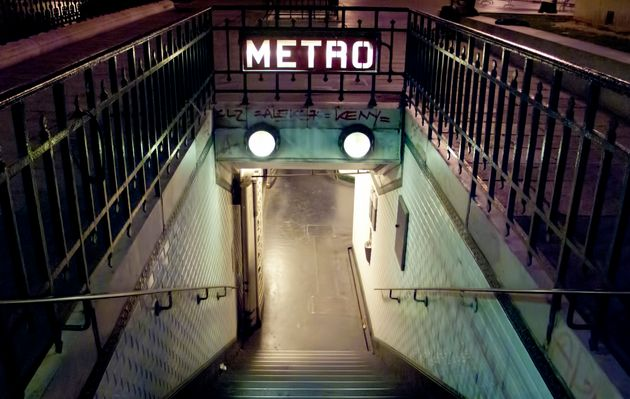 À partir de septembre 2019, vous pourrez prendre le métro de nuit certains week-ends (photo