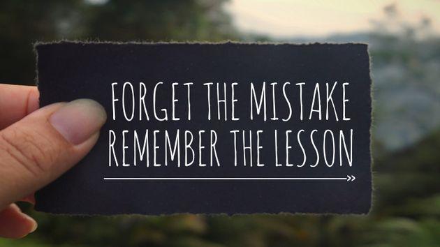 Κάθε λάθος και ένα