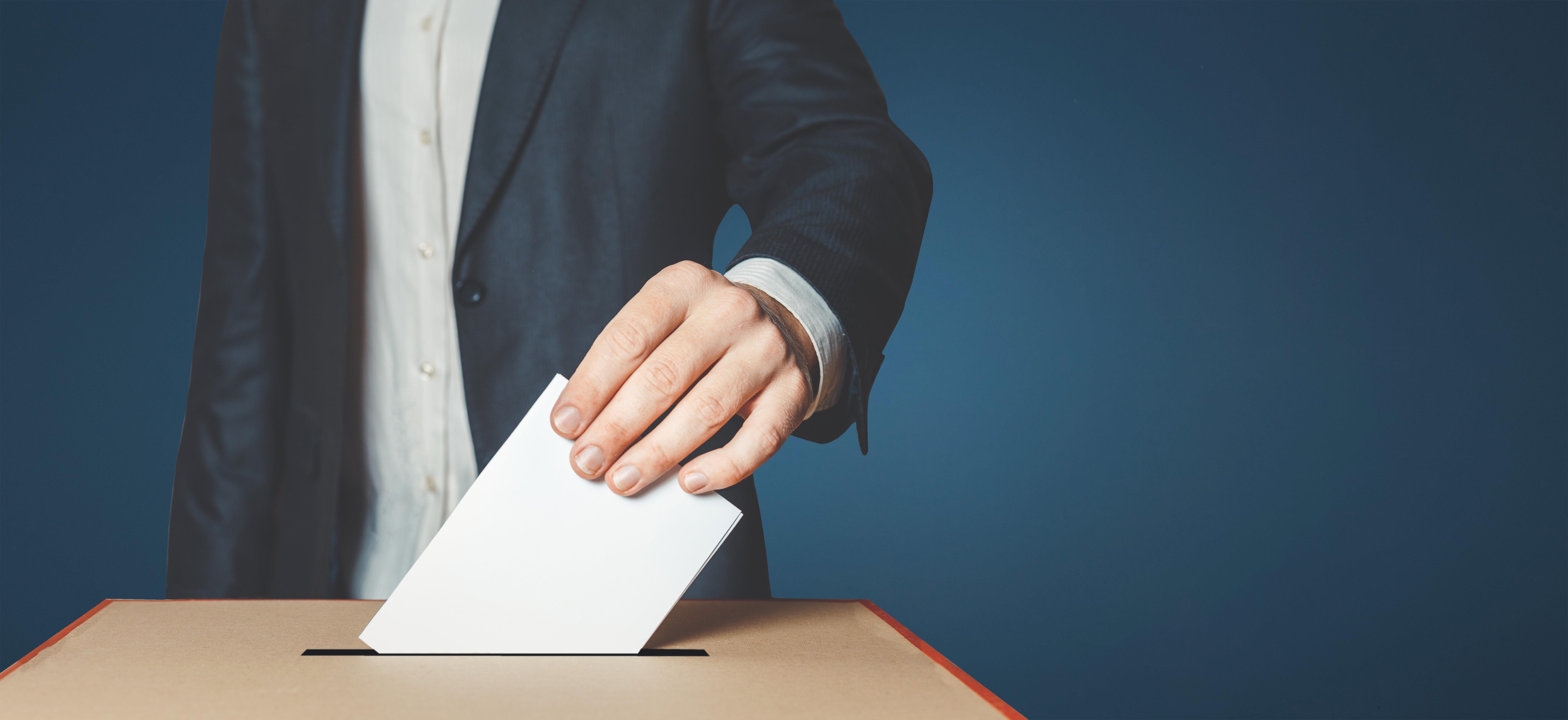 統一地方選、後半戦開始 7日の投開票では平均投票率が戦後最低記録