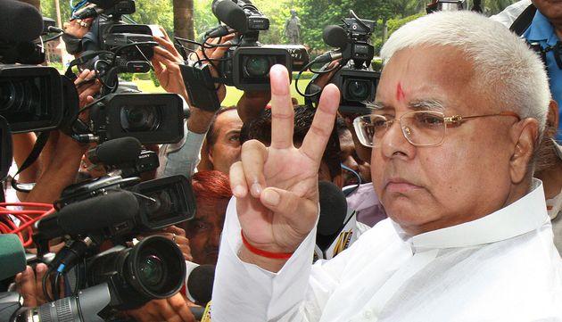 WATCH: Lalu Prasad Yadav Mocks Modi In A Dubsmash