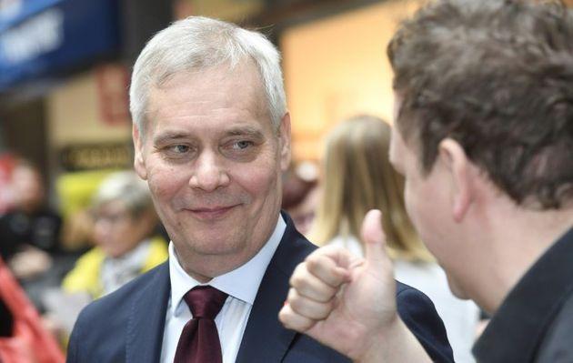 Ο αρχηγός των σοσιαλδημοκρατικών,...