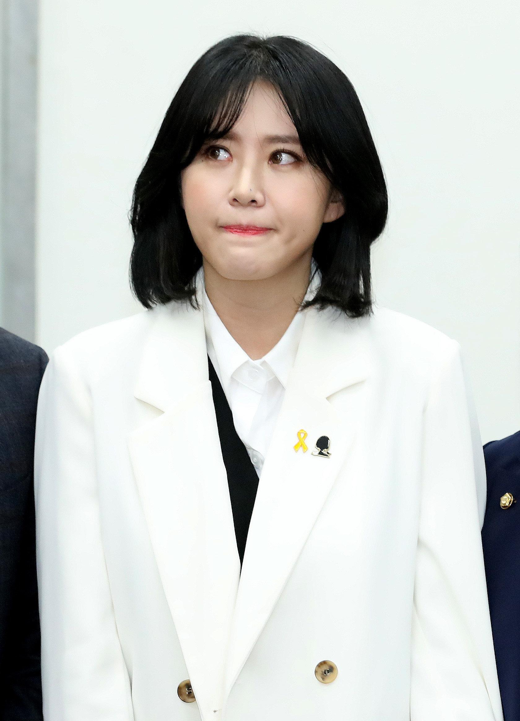 윤지오가 前조선일보 기자 조희천의 '진술 조작'에 대해