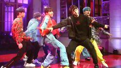 K-Pop Sensation BTS Debuts 'Boy With Luv' In Historic 'Saturday Night Live'