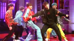 K-Pop Sensation BTS Debuts 'Boy With Luv' In Historic 'Saturday Night Live'
