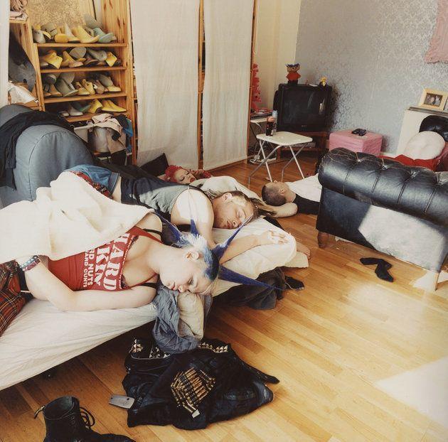 한국계 일본인 사진 작가가 담은 자유로운 '이방인'들의