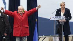 L'hommage appuyé de Marine Le Pen à Jean-Marie