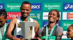 Double sacre éthiopien au marathon de