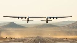 Watch The World's Largest Plane Fly For The First